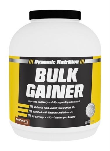Dynamic Nutrition Karbonhidrat (Mass&Gainer) Renksiz